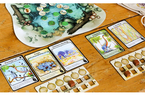 Review: Evolution & the Flight Expansion » Shut Up & Sit Down