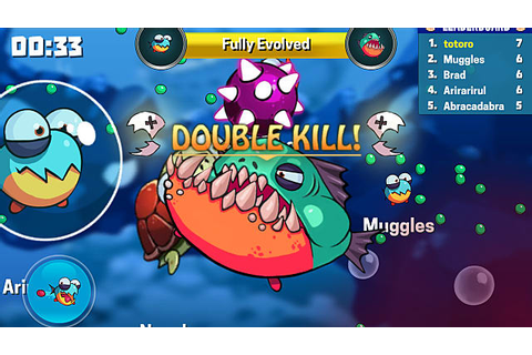 Eatme.io is Going to be The Big .io Game on Mobile in 2017