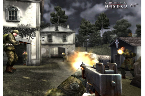 Medal of Honor Heroes 2 Review - Wii - The Gamers' Temple