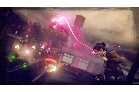 Gallery | inFamous: First Light (PS4, 2014) – Gaming Picks