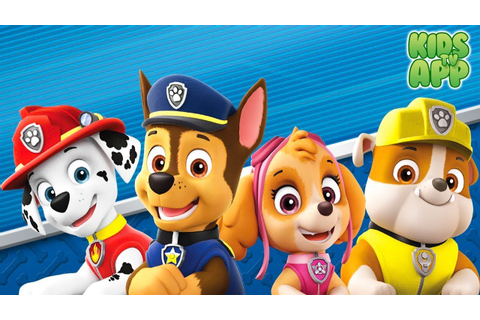 PAW Patrol On A Roll (Nickelodeon) - Full Episode #3 ...
