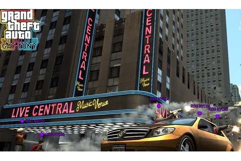 Gaming Centre: Download Gta 4: Episodes From Liberty City ...