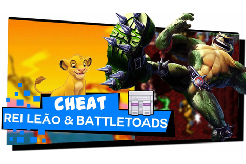 Códigos de Rei Leão & Battletoads In Battlemaniacs | Games ...