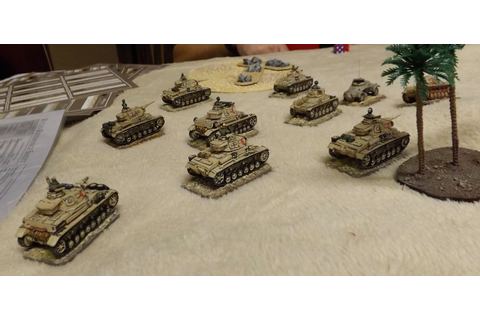 "[TMP] ""Battlegroup Tobruk - Devon Wargames Group"" Topic"