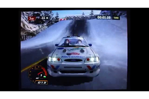 Rally Fusion: Race of Champions, ps2, PlayStation 2, 2002 ...