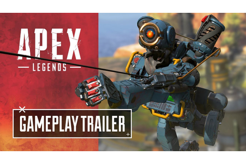 Apex Legends Gameplay Trailer - YouTube
