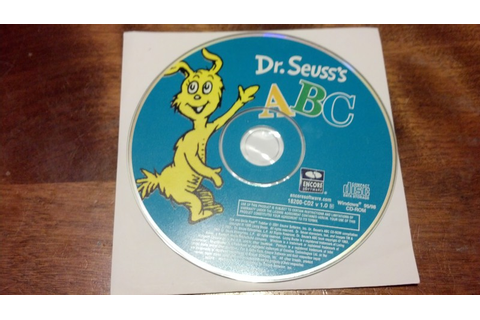 Free: Dr. Seuss's ABC Living Book - Other Video Games ...