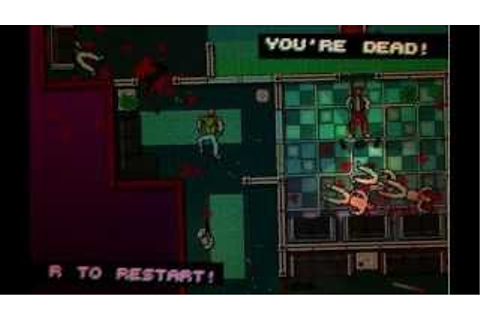 Hotline Miami - Chapter 6 - Walkthrough. Game Walkthrough