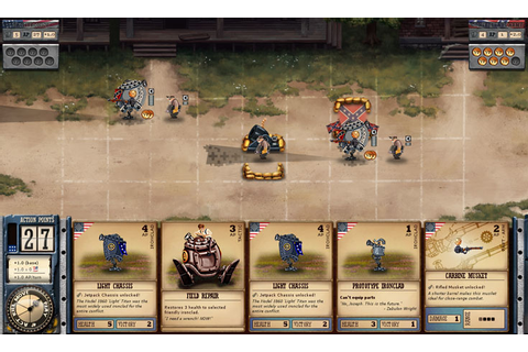 Ironclad Tactics PC Game - Latest Version Softwares ...