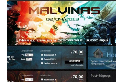 Falklands Counter Strike: British hackers attack ...