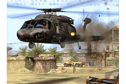 Delta Force 5 Black Hawk Down full version free download ...