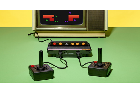 From Atari (Remember It?), a New Console With Old Games ...