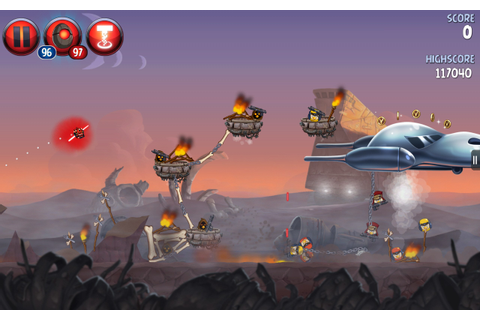 Angry Birds Star Wars II – Games for Android 2018 – Free ...