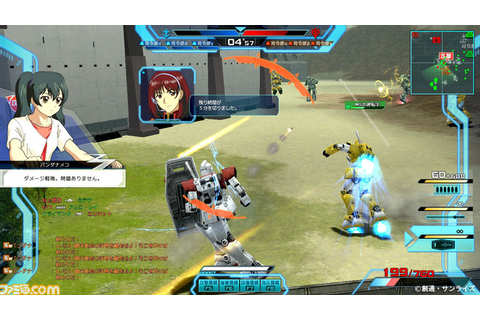 New Gundam Online Windows Game Allows 100-Player Battles ...