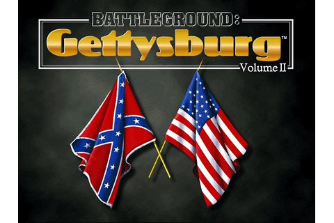 Battleground 2: Gettysburg (1996 - Windows). Ссылки ...