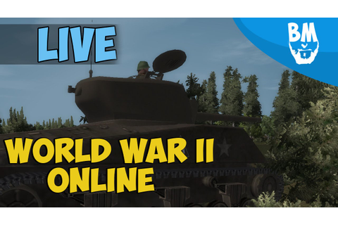 World War II Online Live Streaming | WWII Online ...