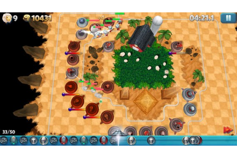 TowerMadness 2 - Download ios game