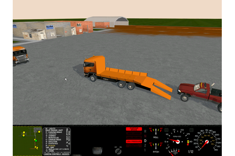 Rigs of Rods truck physics simulation game - FOSS Games ...