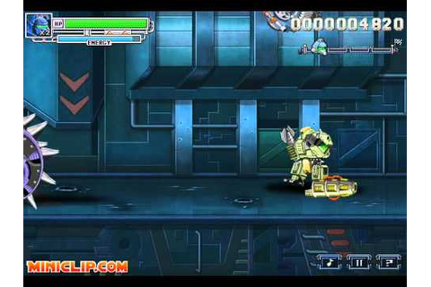 Super Robot War - MINICLIP Gameplay by Magicolo46 - YouTube