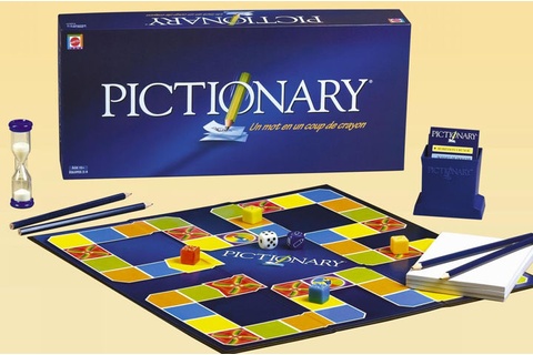 Pictionary (1985) - Most Popular Board Games, Ranked - AskMen