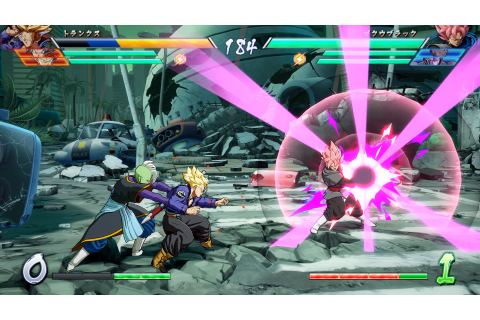 Dragon Ball FighterZ Open Beta Dated; New Screenshots Released