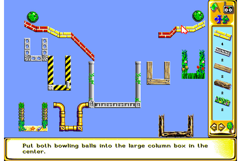 The Incredible Machine 2 puzzle for DOS (1994 ...