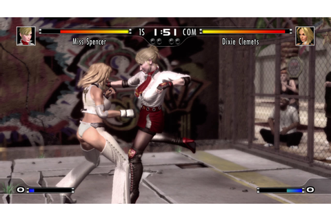 Rumble Roses XX Screenshots for Xbox 360 - MobyGames