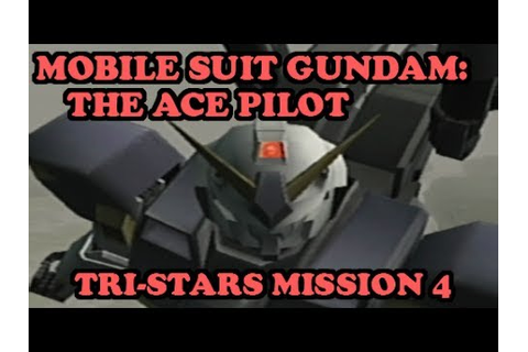 Gundam Senshitachi no Kiseki - Black Tri-Stars Mission 4 ...