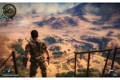MiikaHweb - Game : Just Cause 2