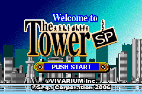 The Tower SP Download Game | GameFabrique