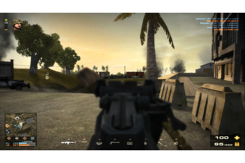 Battlefield Play 4 Free Max Settings gameplay - YouTube