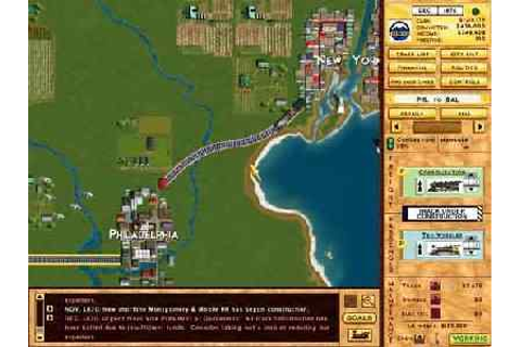 Rails Across America PC Game - Free Download Full Version