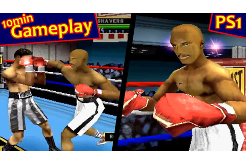 HBO Boxing ... (PS1) 60fps - YouTube