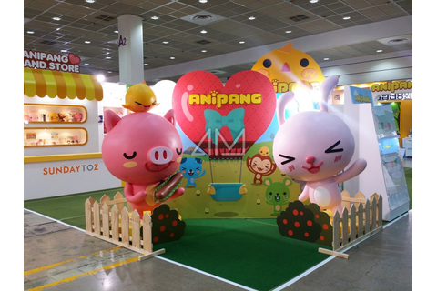 Korean Anipang made a milestone in social networking based ...