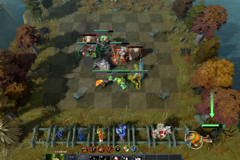 The new game that was born from Dota 2 Custom Games – Auto ...