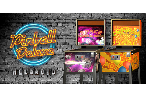 Pinball Deluxe: Reloaded Android Games