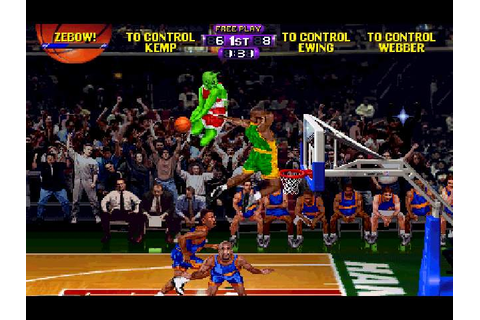 NBA Hangtime - Videogame by Midway Games