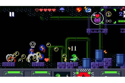 [Watch] Cave Story Dev's Latest Game Kero Blaster Coming ...