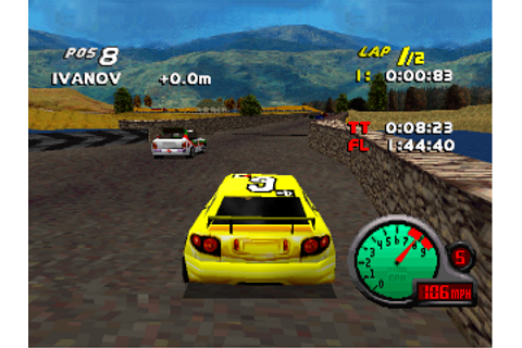 Play Grand Tour Racing '98 Sony PlayStation online | Play ...