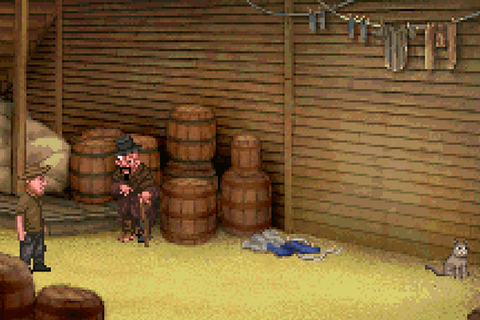 Fester Mudd: Curse of the Gold brings old school adventure ...