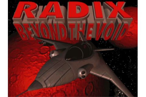 Download Radix: Beyond the Void | DOS Games Archive