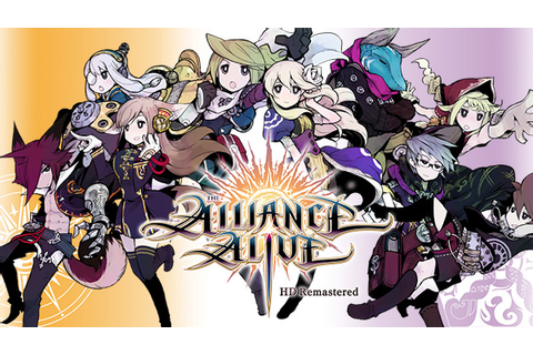 The Alliance Alive HD Remastered coming west this fall ...