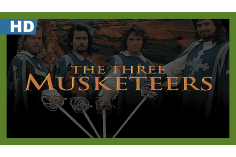 The Three Musketeers (1993) Trailer - YouTube