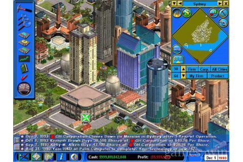 Capitalism II Download on Games4Win