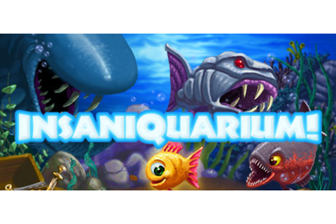 Insaniquarium Deluxe on Steam