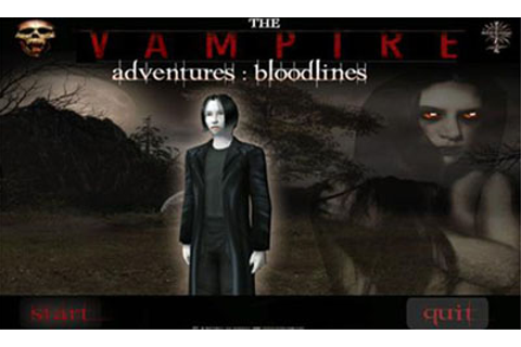 Vampire Adventures Blood Wars Android apk game. Vampire ...