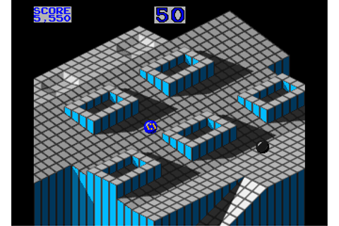 Marble Madness - Videogame by Atari Games
