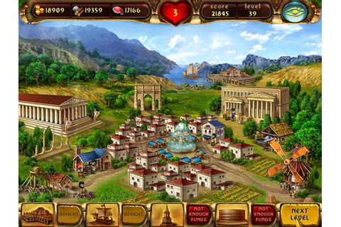 Cradle of Rome > iPad, iPhone, Android, Mac & PC Game ...