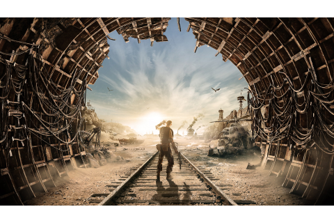 "Metro Exodus is the antidote to the ""merry Western ..."
