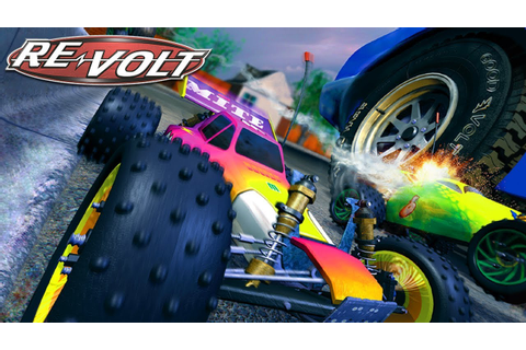 Re-Volt -- recenzja retro - YouTube